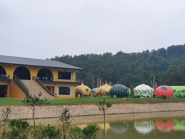 """Dự án xây dựng chuồng gà đẻ tại """"Đà Lạt Tiên Cảnh?"""