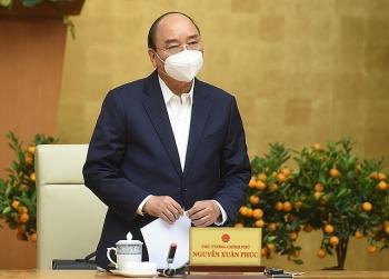 Thủ tướng: Các địa phương được áp dụng các biện pháp mạnh để ngăn chặn dịch COVID-19