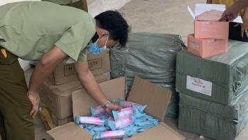 Nghệ An: Tịch thu lô hàng mỹ phẩm không rõ nguồn gốc xuất xứ