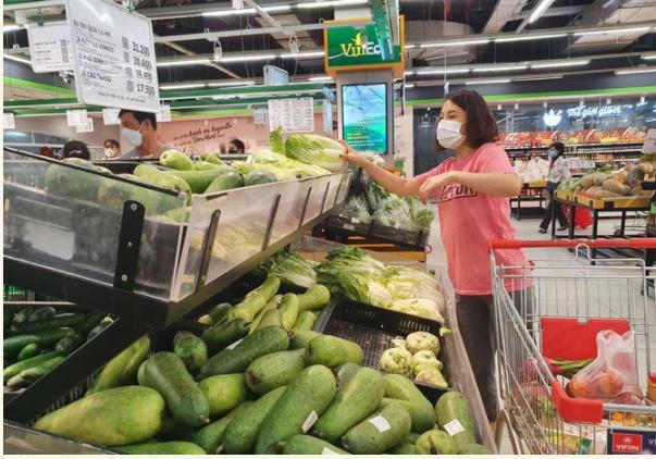 Hà Nội: Bảo đảm đủ hàng hóa phục vụ nhu cầu người dân