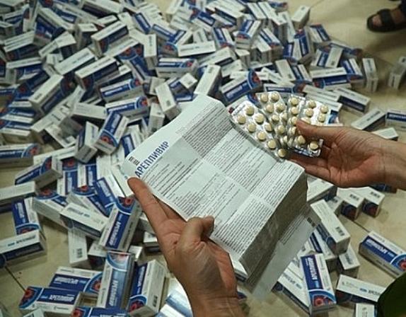 Cảnh báo buôn bán thuốc điều trị COVID-19 không rõ nguồn gốc