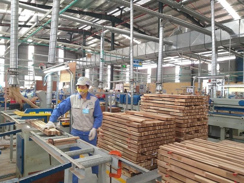 Xuất khẩu gỗ tăng trưởng mạnh trong 8 tháng, chủ yếu nhờ vào tăng trưởng của các tháng trước dịch bệnh