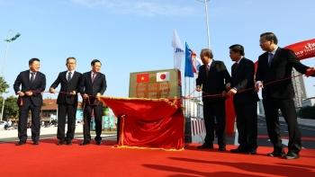 Hà Nội: Thông xe dự án cầu cạn Mai Dịch-Nam Thăng Long