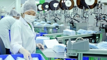 Xuất khẩu gần 1 tỷ chiếc khẩu trang y tế trong 9 tháng