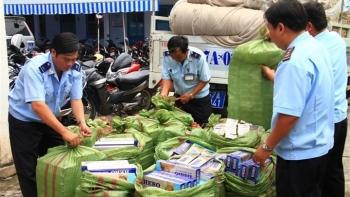 Hà Nội: Tăng cường công tác chống buôn lậu thuốc lá