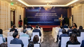Kết nối doanh nghiệp công nghiệp dệt may, da giày năm 2020