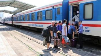 Đường sắt tung 6.000 vé giảm giá 50% trong tháng 1/2021
