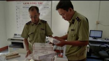 Phú Yên: Thu giữ 520 bao thuốc lá điếu nhâp lậu