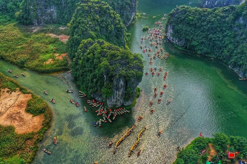 Chuẩn bị diễn ra Năm Du lịch quốc gia Ninh Bình 2021