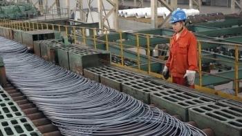 Giá sắt thép hôm nay 26/10: Giảm trong phiên giao dịch đầu tuần