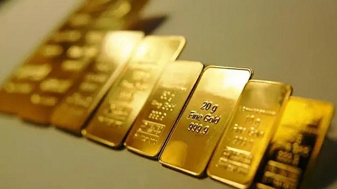 Cập nhật giá vàng hôm nay 28/12: Tăng lên 1.889 USD/ounce