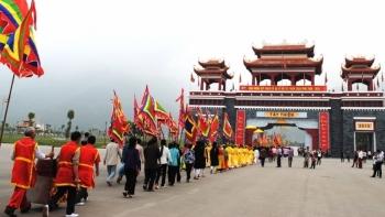 Lễ hội Tây Thiên - Về miền văn hóa tâm linh