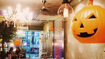 Những địa điểm check-in sống ảo: Ghé thăm 5 quán cà phê đậm chất Halloween tại Sài Gòn