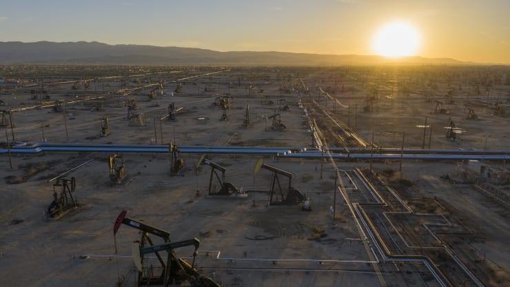 Giá xăng dầu hôm nay 17/11: Giá dầu tăng trở lại
