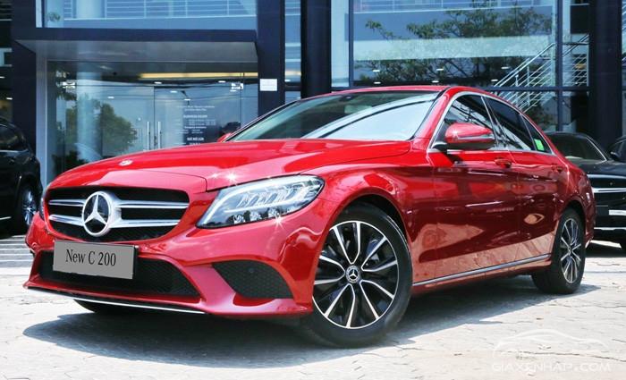 Mercedes lắp ráp tại Việt Nam bị triệu hồi vì lỗi hệ thống túi khí
