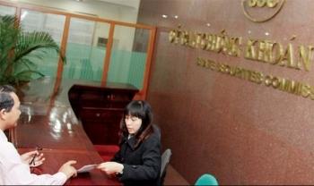 Ủy ban chứng khoán Nhà nước kỷ luật loạt cá nhân