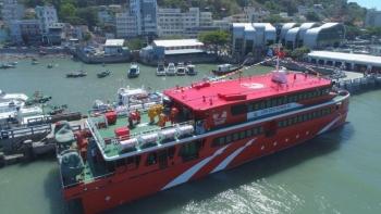 Chính thức đóng Cảng cá Côn Đảo - Vũng Tàu, Bến Đầm