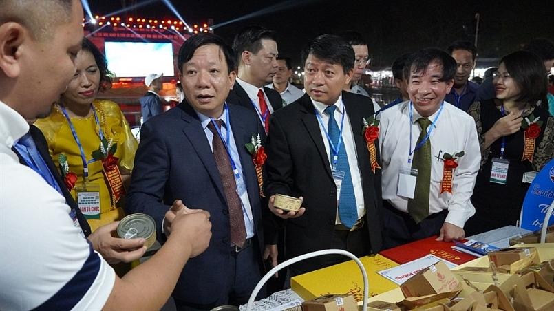 Hội chợ Nông nghiệp và triển lãm sản phẩm OCOP vùng Đồng bằng sông Hồng