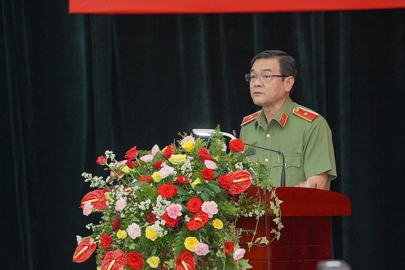 Tập đoàn Hưng Thịnh trao tặng gói trang thiết bị PCCC & CNCH cho Công an TP. HCM với giá trị 22,1 tỷ đồng