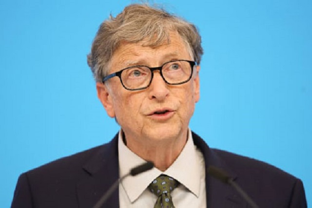 Bill Gates. Ảnh: CNBC
