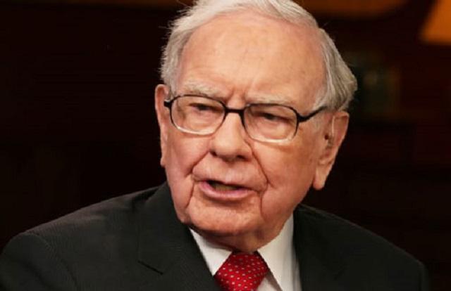 Warren Buffett. Ảnh: CNBC