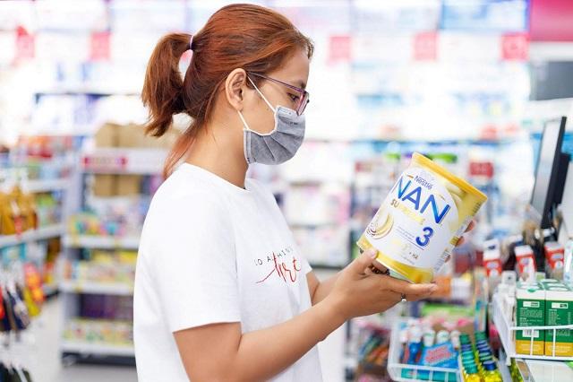 Nestlé tiên phong trong việc nghiên cứu và phát triển các sản phẩm dinh dưỡng bổ sung HMO dành cho trẻ