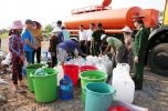 Nhiều giải pháp cấp nước sinh hoạt phục vụ nhân dân vùng hạn mặn