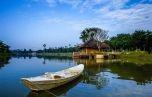 Những địa điểm check-in sống ảo tại Hà Nội: Ecopark địa điểm giúp các bạn có bức ảnh nghìn like