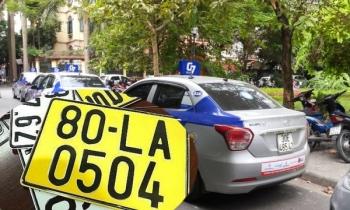 Hiệp hội Vận tải ôtô Việt Nam kiến nghị giảm 50% phí đổi biển số vàng cho xe kinh doanh