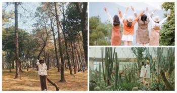 Những địa điểm check-in sống ảo tại Hà Nội: Vi vu cuối tuần quanh Thủ đô