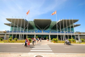 Bộ GTVT: Chưa cần thiết nâng cấp mở rộng sân bay Cần Thơ