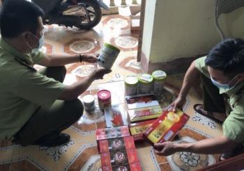 Hưng Yên: Xử phạt cơ sở kinh doanh thực phẩm chức năng có dấu hiệu nhập lậu