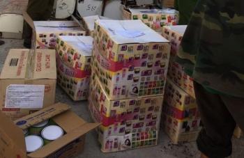 Phú Yên: Tạm giữ nhiều hàng hóa không có hóa đơn, chứng từ chứng minh nguồn gốc, xuất xứ