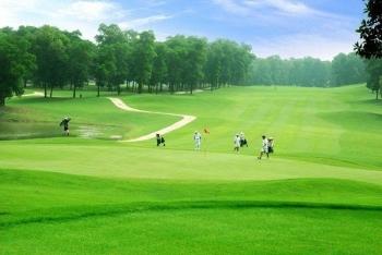 Dự án Sân Golf Sông Hồng điều chỉnh lại quy mô