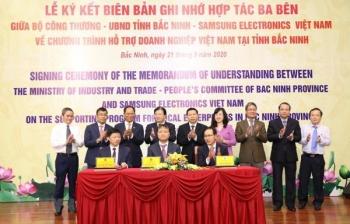 Bắc Ninh: Nhà nước, địa phương và doanh nghiệp cùng thúc đẩy công nghiệp hỗ trợ