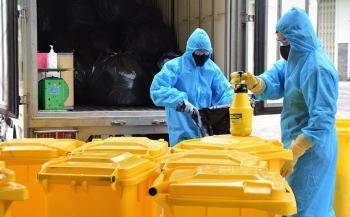 Thanh Hóa: Tăng cường quản lý chất thải trong phòng, chống dịch COVID-19