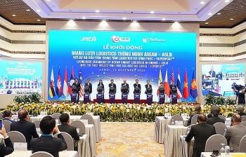 Thủ Tướng khởi động mạng lưới Logistics thông minh ASEAN(ASLN) với dự án đầu tiên